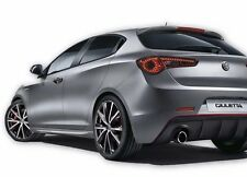 Alfa Romeo Giulietta 2010> Rear Bumper trim With Red Detail New & Genuine Alfa