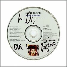 David Bowie 2002 Signed Diamond Dogs CD (UK)