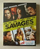 DVD Savages avec John Travolta neuf
