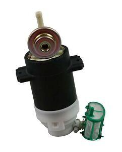 Bosch Fuel Pump F00E000125 For Nissan D21 Pickup 1986-1995 Japan Built