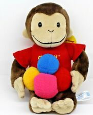 "Curious George Plush New with Tag 13"" Tall"
