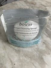 Boscia Konjac Root Cleansing Sponge Natural Deep Cleansing For All Skin Types