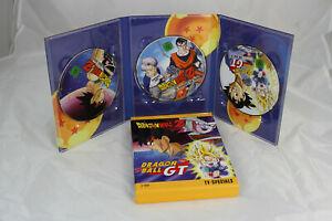 Dragonball Z + GT - Specials-Box [3 DVDs] von Dais. Zustand gut     #17.3 861 J6