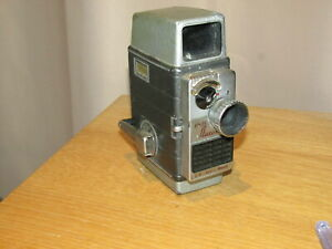 Bell & Howell 624EE Autoset 8mm Cine Movie Camera - Fully Working
