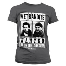 Officially Licensed Home Alone - Wet Bandits Women's T-Shirt S-XXL Sizes