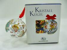 Hutschenreuther - Weihnachtskugel klein - Kristall - Engel - Ø 4,2 cm (57)