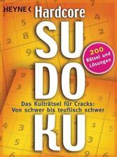 Hardcore-Sudoku - Das Kulträtsel für Cracks schwer bis teuflisch (2015, TB)