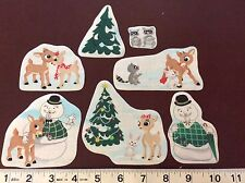 Rudolph the Red Nosed Reindeer Appliques Christmas (#5)