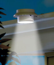 Easy to Install Solar Rechargeable Light for Your Gutter