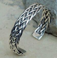 Unisex Echtschmuck im Armreif-Stil aus Sterlingsilber mit Armbänder