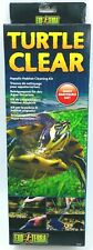 Exo Terra Turtle Clear Habitat Cleaning Kit w/Gravel Cleaner & Scrubber Scraper