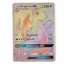 Seedraking GX Deutsch SM155 Promokarte Pokemon