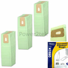 15 x CC XL Vacuum Cleaner Bags for Oreck 2705 Hoover UK
