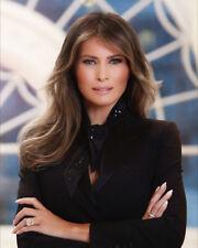First Lady Melania Trump Official photograph - K9274 - BEAUTIFUL!!!!