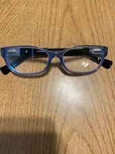 "Coach ""Emma"" HC6061 Milky Blue/Black 5259 50/15/135 Frame"