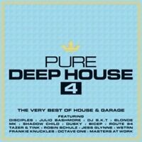 Pure Deep House 4 - The Very Best of House and Garage (Digipack) [CD]