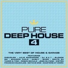 Pure Deep House 4  The Very Best of House and Garage (Digipack) [CD]