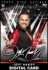 Jeff Hardy Karte WM45 WWE Champions 2019 Wrestlemania