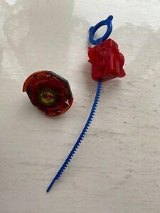 HASBRO  ORIGINAL CLASSSIC FIRST GENERATION DRANZER S RED BEYBLADE PHANTOM FORCE