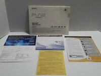 Sony PlayStation 2 PS2 Online Start-Up Disc v 3.5 Broadband Only Includes Manual
