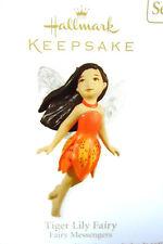 Hallmark 2012 Tiger Lily Fairy Fairy Messengers Series New in Original Good Box