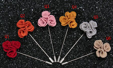 Lapel Pin,Wedding Boutonniere,Wedding Brooches Lp005 20 pcs,21 colors Mens Felt