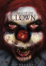SECRETS OF THE CLOWN - DVD - Region 1 - Sealed