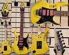 IBANEZ | JEM Junior Steve Vai Signature JEMJRSP-YE | Yellow | Sofort Lieferbar! for sale