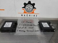 GE Fanuc IC693MDL730G Output Module 12/24VDC 2A 8PT POS Used Warranty (Lot of 2)