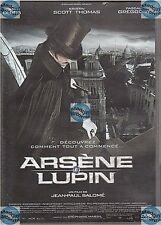 DVD ARSENE LUPIN romain duris kristin scott thomas pascal greggory