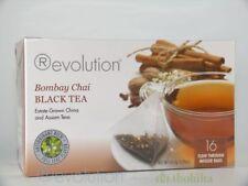 (15,77 EUR / 100 Gramm) Revolution Tee - Bombay Chai Tea 16ct