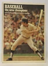 BASEBALL THE NEW CHAMPIONS by Don Delliquanti (HARDCOVER)