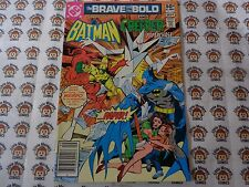 Brave and the Bold (1955) Dc - #178, Paperchase, The Creeper, Vf-