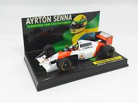 LANG 1:43 - Ayrton Senna 1990. Mc Laren MP 4/5 Honda V 10. Edition 43 Nº 3