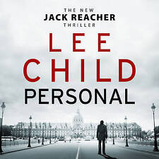 Personal: (Jack Reacher 19) by Lee Child (CD-Audio, 2014)