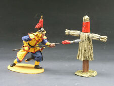 """IC030 """"Spear Practice"""" Imperial Chinese Army Soldier - King & Country Miniatures"""