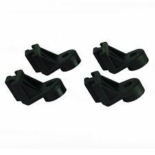 4 Stück Spal Axial Lüfter Befestigungswinkel L=28mm Stärke=9mm