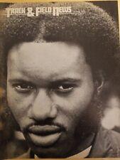 1971 Track and Field News Hot Rod Milburn - Steve Prefontaine Photo