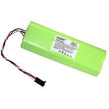 HQRP Batería para Super-Buddy 21, 29 Medidor de señal satelital / 742-00014