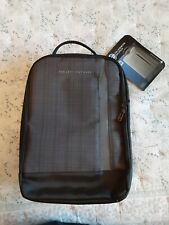 New - HP Slim Ultrabook Laptop Carrying Case Backpack - Gray Black  NWT
