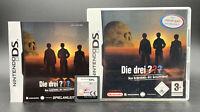 Spiel: DIE DREI FRAGEZEICHEN ??? für Nintendo DS + Lite + Dsi + XL + 2DS + 3DS