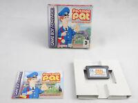 Postman Pat And The Greendale Rocket Nintendo Game Boy Advance Boxed PAL