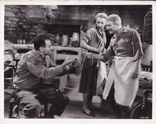 Taina Elg Red Buttons Imitation General 1958 movie photo 23583