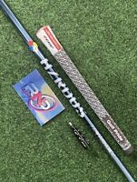 Project X HZRDUS Smoke RDX Blue PVD Driver/Fairway Shaft Options Built to Spec