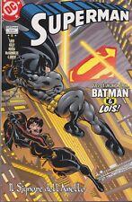italian edition DC comics SUPERMAN TRADE PAPERBACK # 8 BATMAN & LOIS - IL SIGNOR