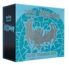 Pokemon TCG Ultra Prism Elite Trainer Box Dawn Wings Necrozma Sun & Moon Cards