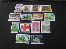 Austria, Sco # 1418+1419+1420+1421+1422+ 1423/1424(2)+1425+1426,13- Sets 1988 Mnh