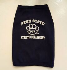 New listing Doggie Skins Dog T Shirt Penn State Athletic Department Pup Medium 11 to 23 lbs