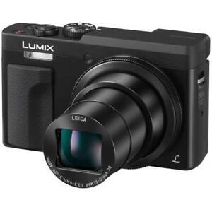 "Panasonic Lumix DMC ZS70 20.3mp 3"" Digital Camera New Agsbeagle"
