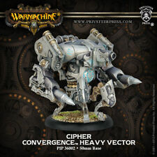 Warmachine Convergence of Cyriss Cipher/Inverter/Monitor Heavy Vector PIP 36002